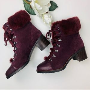 Sam Edelman Manchester Lace Up City Hiking Boot